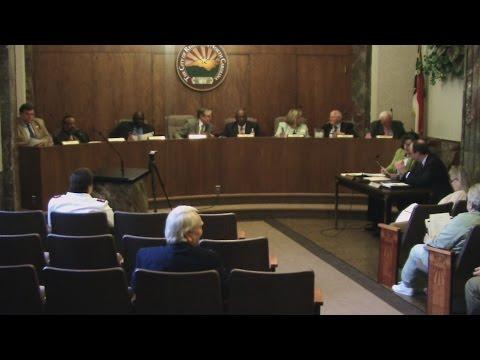 March 8, 2016 Reidsville City Council Meeting