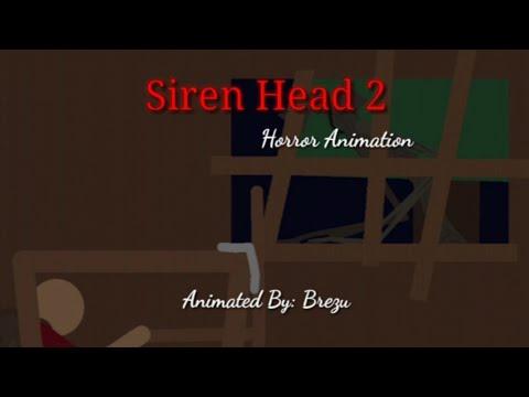 Siren Head 2 | Horror Animation