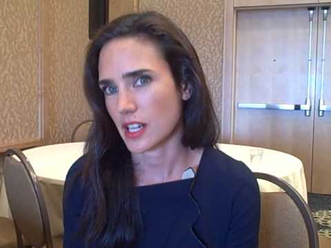 Jennifer Connelly Interview: Actress talks about '9' at 2009 Comic-Con
