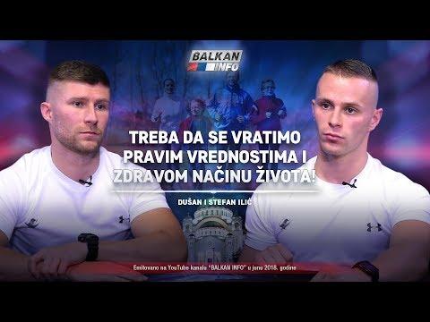 AKTUELNO: Braća Ilić - Treba da se vratimo pravim vrednostima i zdravom načinu života! (26.06.2018)