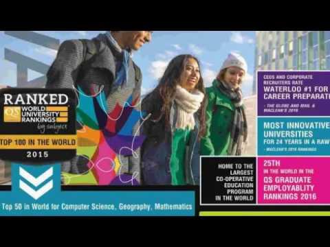 Online Learning Programs ,University of Waterloo
