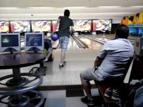 Eric and Bryan's Bowling at Jersey Lanes