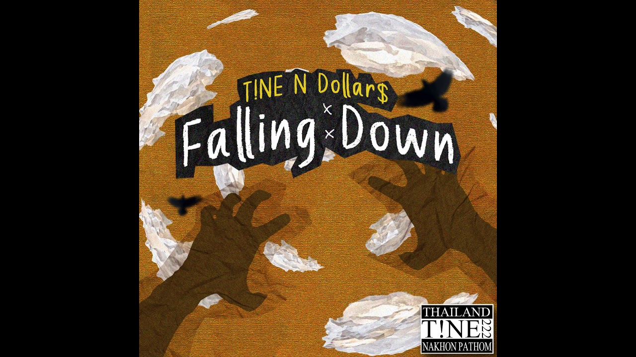 T!NE, Dollar$ - Falling Down (Official Audio)