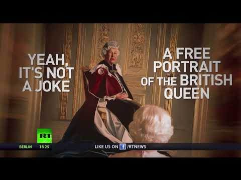 You're An Aussie Who Wants Queen Elizabeth's Portrait? Your Local MP Has You Covered!