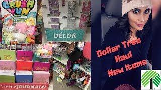 DOLLAR TREE HAUL | NOVEMBER 13 2018 | NEW ITEMS | CHRISTMAS