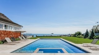 Beachfront Retreat $7,450,000, Million Dollar Mansion near Beach
