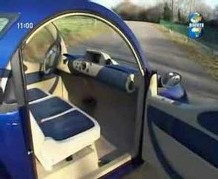 bollore bluecar electric car voiture electrique youtube. Black Bedroom Furniture Sets. Home Design Ideas