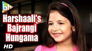 """""""Salman Uncle   Katrina Kaif Are My Favourite Actors"""": Harshaali Malhotra"""