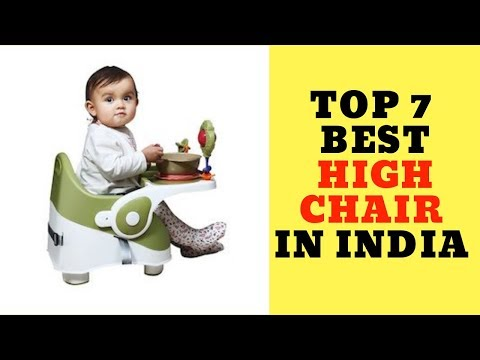 Top 7 Best High Chair (Feeding Chair) for Baby in India at Online Lowest Price