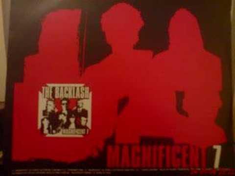 The Backlash Magnificent 7 (Audioclash remix)