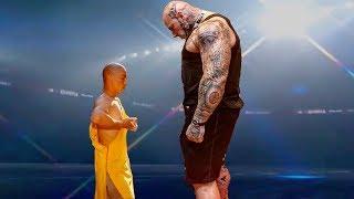 Вот, на Что Способны Монахи Шаолиня