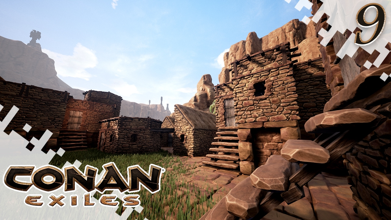Conan Exiles A Use For Seeds And Village Building