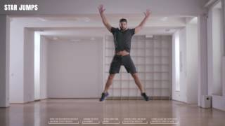 Online Fitness I How To I StarJumps