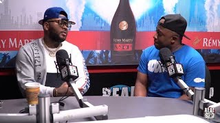 """KEVIN GATES Gets UPSET: """"Don't TOUCH ME"""" in REAL 92.3 LA INTERVIEW"""
