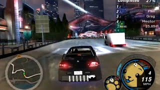 Need for Speed: Underground 2 Gameplay (PC/HD)