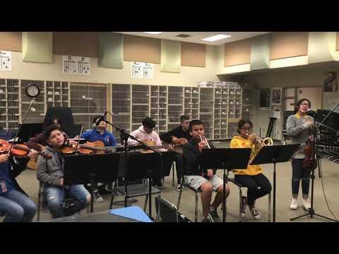 """Cien Años - Desert Ridge Academy Mariachi """"Mil Sueños"""""""