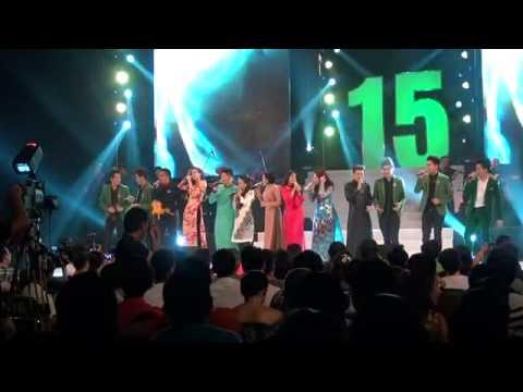 Làn Sóng Xanh 2012: Lý mười thương