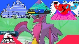 Pokemon Wi-Fi Battle - Multi Battle League 2 - Team We Disney vs Team NotScald