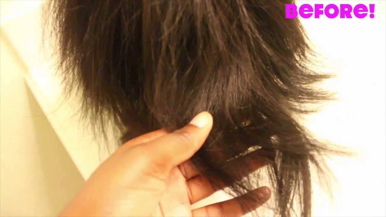 How To Fix Matted And Tangled Weave Wig Revive Your Old Hair You