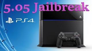 PS4 5.05 Jailbreak (Quick & Dirty)