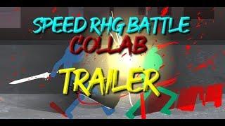 Speed RHG Battle Collab Trailer