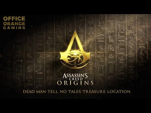 Assassin's Creed: Origins | Dead Man Tell No Tales Treasure Location