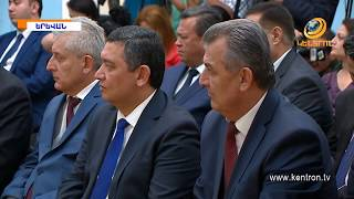 Հայաստան է ժամանել Տաջիկստանի Հանրապետության նախագահ Էմոմալի Ռահմոնը