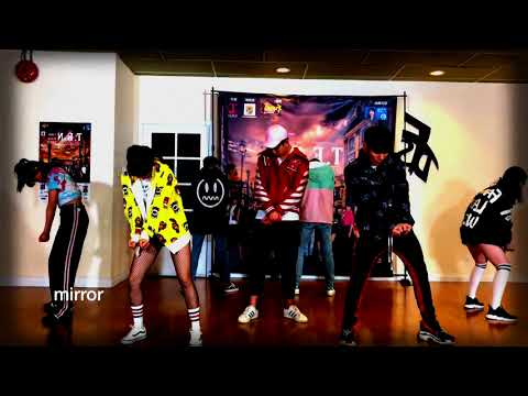 Jackson Wang - Papillon 巴比龍 dance cover mirrored by FDS