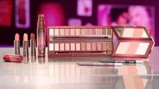 Urban Decay - 🍒 New Naked Cherry Collection + Swatches 🍒 | MAKEUP ADDICTED