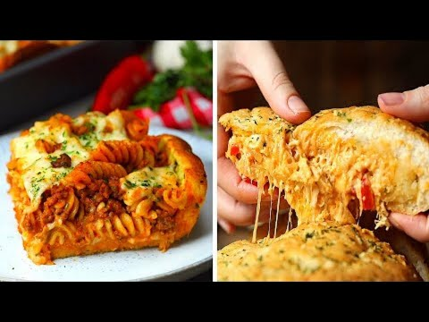 5 Cheesy Garlic Bread Twists You Need To Make At Home