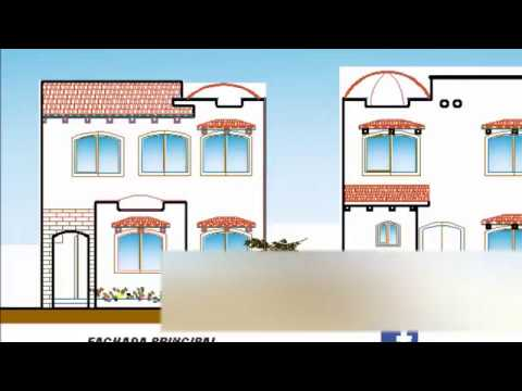 Plano Casa Terreno 6 X 20 Metros Youtube