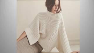 Красивые, модные, вязаные свитера, пуловеры, джемпера 2019г Вязание. Knitting Knitted Diy