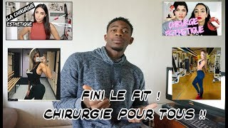 Fitgirl influencers et chirurgie, Le Cas Sananas ! #FakeBody