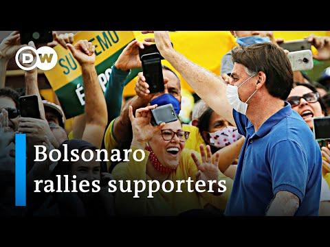 India extends lockdown +++ Bolsonaro rallies supporters in Brazil | Coronavirus Update