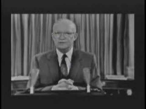 president eisenhowers warning on mixing of the military and big business industry Home allied archives & documents ike was my boss (kay summersby) mixing and serving drinks gen eisenhowers 'white house' was just that.
