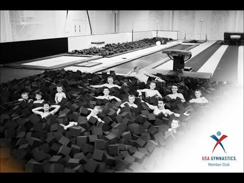 Eyas Gymnastics Promo 2016-2017 Trailer