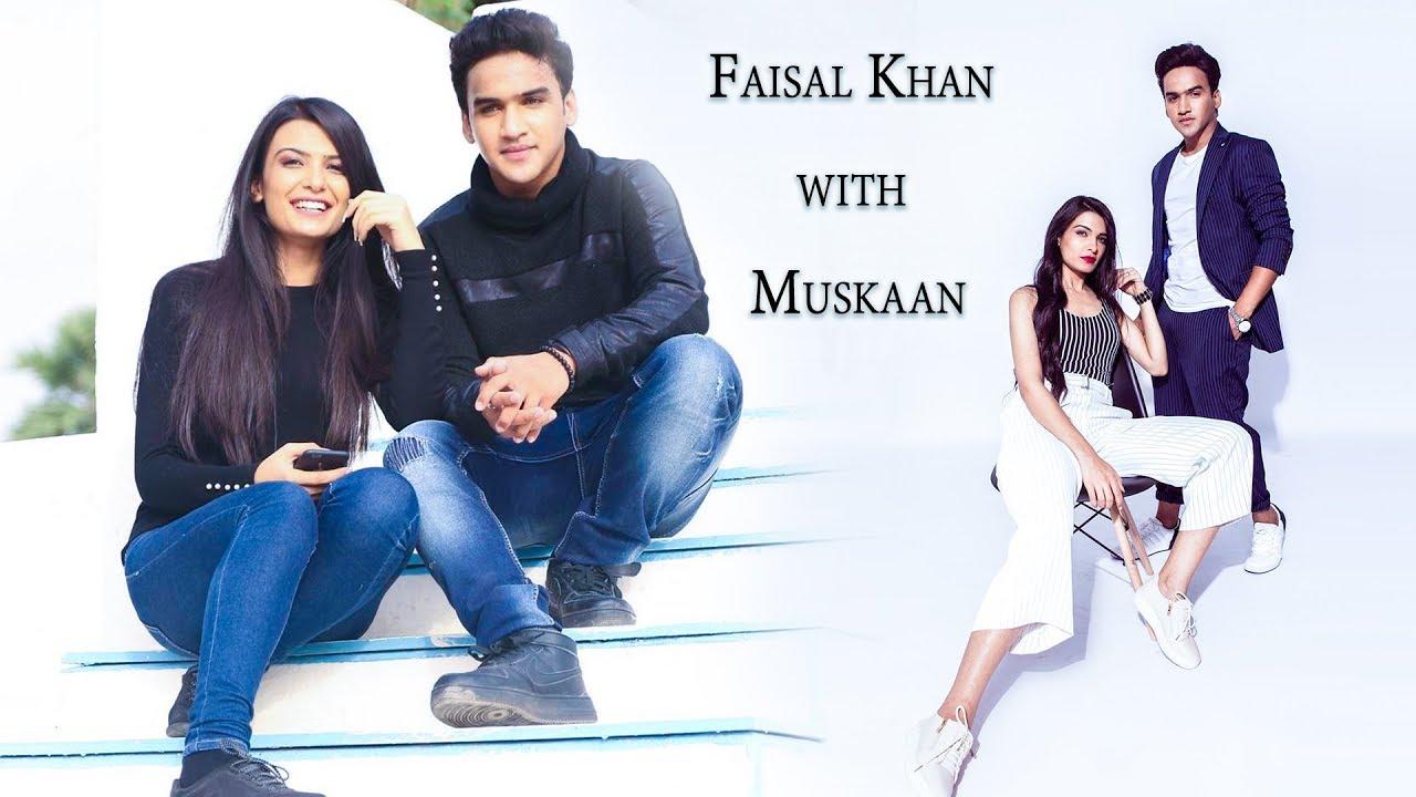 Faisal Khan and Muskaan Katariya Musically 2019 | New Tiktok Videos