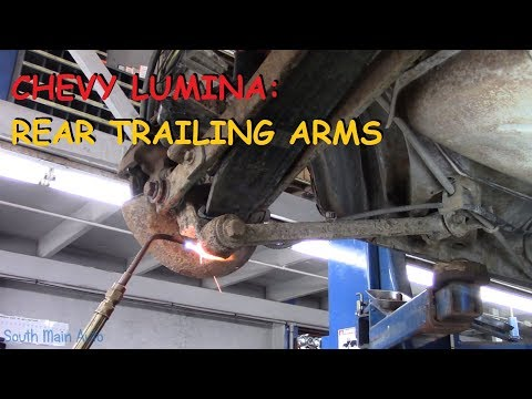 1993 Chevy Lumina: Rear Trailing Arms