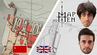 Why does Russia have the best maps of Britain?
