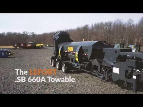 LEFORT America Presents: The LEFORT .SB 660A Towable