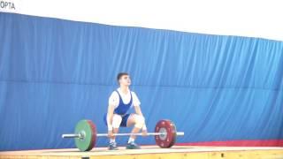 Артём Комаров, вк 69 Толчок 95 кг 1 подход г  КаменскУральский