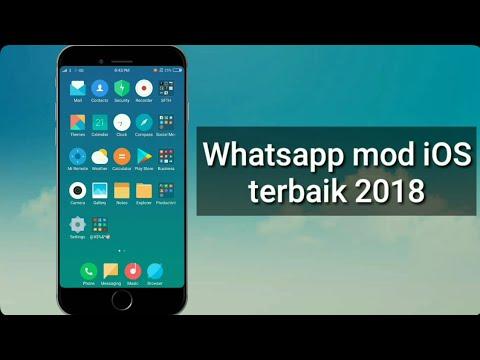 Whatsapp Mod Ios Anti Kadaluarsa - Syam Kapuk