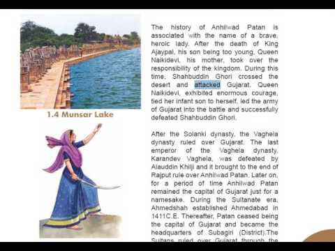 GSEB Class 7 Chapter 1 MEDIEVAL GUJARAT (Sem 2) (Hindi/English)