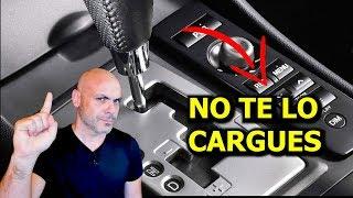 5 COSAS que NUNCA DEBES HACER a un CAMBIO AUTOMÁTICO: ¡PROTÉGELO!
