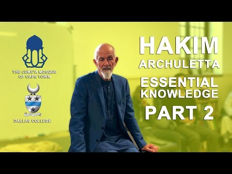 Safety in Times of Confusion with Hakim Archuletta [Part 2]