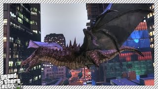 HOW TO BECOME REAL DRAGON IN GTA 5