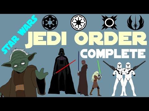 Star Wars: Jedi Order (Complete - New Canon)