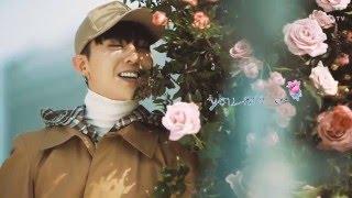 G DRAGON × NANA KOMATSU [Love is Here] for Nylon Japan