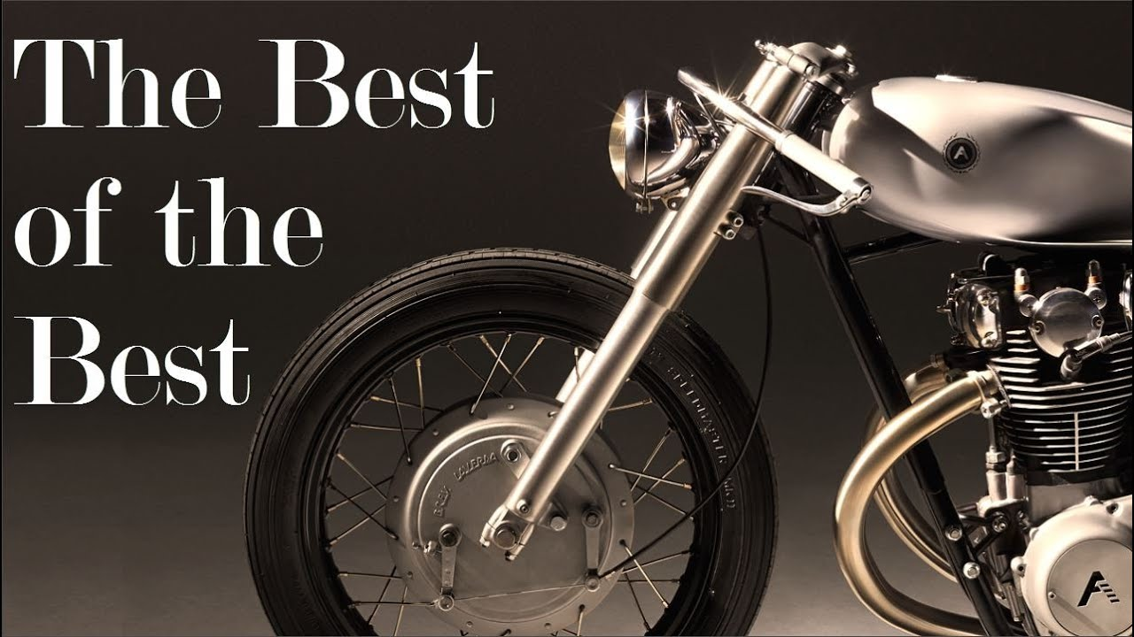 cafe racer (2015 top 10 best motorcycles) - youtube