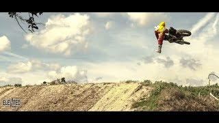 Motocross Compilation - Greg 'Frenchie' Pamart